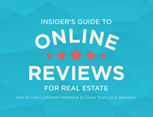 Insider's Guide To Online Reviews For Realtors