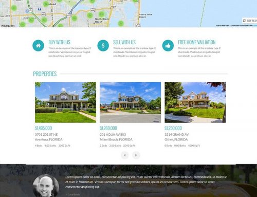 Real Estate Websites & Leads