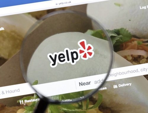 Be very careful how you approach your clients for Yelp reviews