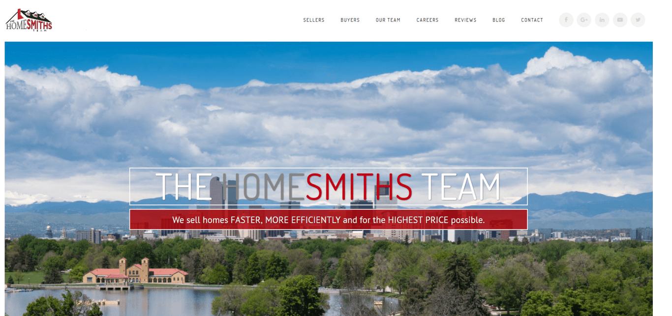 Keller Williams Website Designs