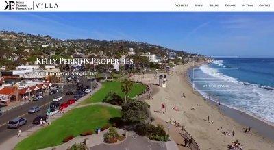 Luxury Real Estate Website Design